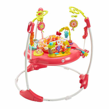 jcpenney.com | Fisher Price Pink Petals Jumperoo