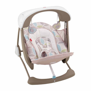 jcpenney.com | Fisher Price Deluxe Take Along Swing and Seat