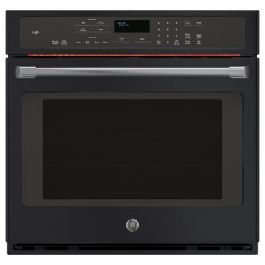 "jcpenney.com | GE® Café™ Series 30"" Built-In Single Convection Wall Oven"