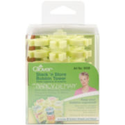 Stack 'n Store Bobbin Tower with Nancy Zieman 3 1/2 x 3 3/4""