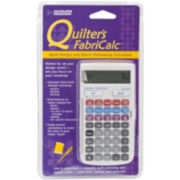 Quilter's Fabric Design & Estimating Calculator