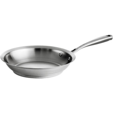 jcpenney.com | Tramontina® Gourmet Prima Tri-Ply Stainless Steel Fry Pan