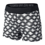 Nike® Print Relay Boyshorts