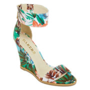 Bakers Fritzi Ankle Strap Wedge Sandals