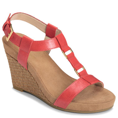 jcpenney.com | A2 by Aerosoles Plush Nite Womens Wedge Sandals