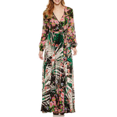 jcpenney.com | Renn Long Sleeve Maxi Dress