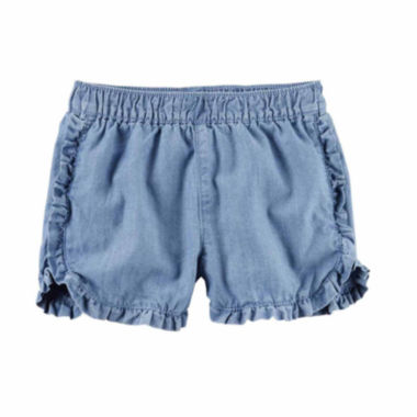 jcpenney.com | Carter's Girls Pull-On Shorts