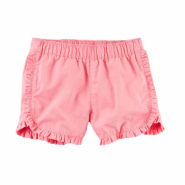 jcpenney.com | Carter's Pull-On Shorts Preschool Girls