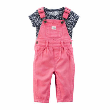 jcpenney.com | Carter's 2-pc. Overall Set-Baby Girls