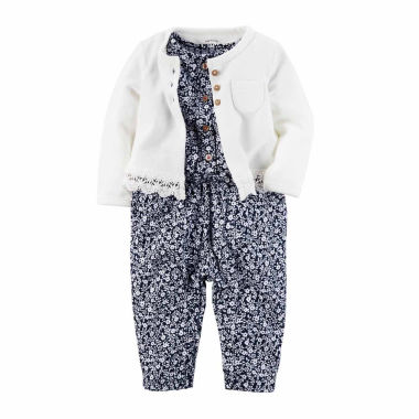 jcpenney.com | Carter's Girls 2-pc. Layette Set-Baby