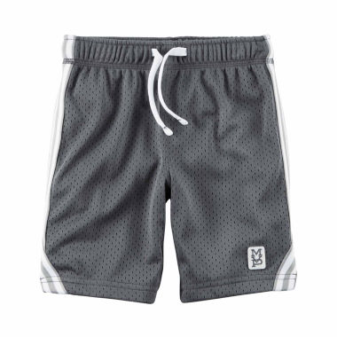 jcpenney.com | Carter's Infant Boys Grey Tierd Shorts