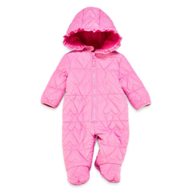 jcpenney.com | Weatherproof Girls Heavyweight Quilted Snowsuit-Baby