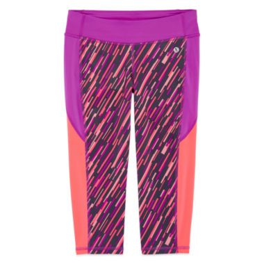 jcpenney.com | Xersion Jersey Capris - Big Kid Girls