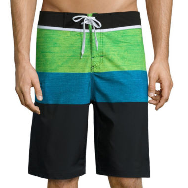jcpenney.com | Burnside Triple Threat Stretch Boardshort