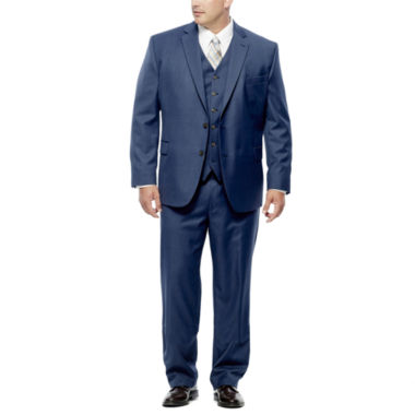 jcpenney.com | Stafford Travel Wool Blend Stretch Suit Separates- Big and Tall