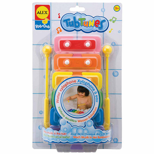 ALEX Toys Rub a Dub Water Xylophone