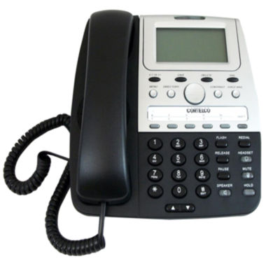 jcpenney.com | Cortelco ITT-2730E Corded Feature Line Powered Telephone with Caller ID