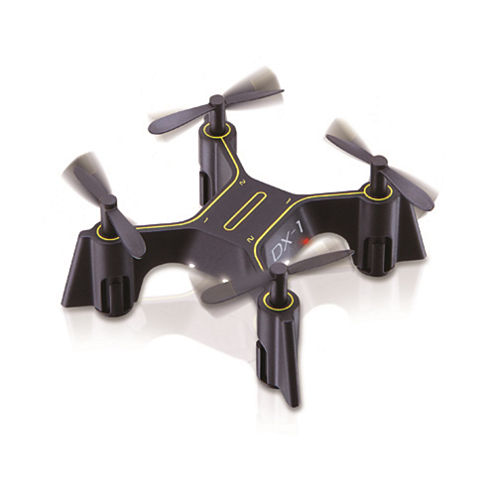 Sharper Image Rechargeable DX-1 Micro Drone - 2.4GHz