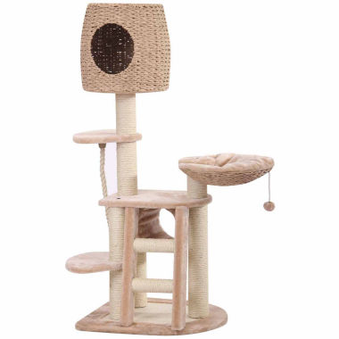 jcpenney.com | Petpals Pethouse 54in Multilevel Condo