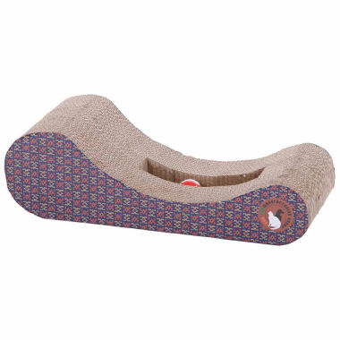 jcpenney.com | Petpals Lounge Corrugated Scratcher
