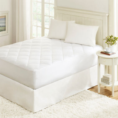 jcpenney.com | Sleep Philosophy Fit Nest Quilted Mattress Pad