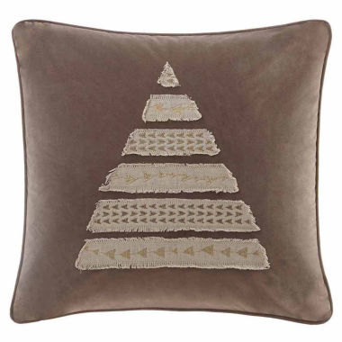 jcpenney.com | Madison Park Metallic Novelty Tree Square Throw Pillow