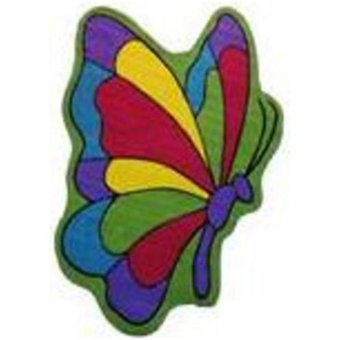 Butterfly Flight Rectangular Rugs
