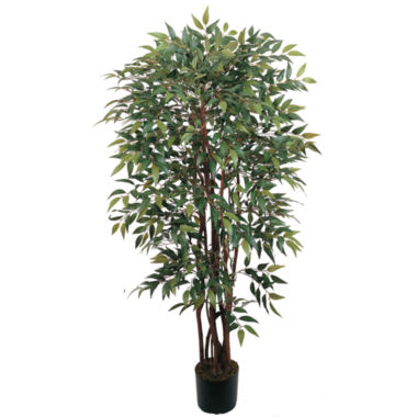 jcpenney.com | Nearly Natural 4-ft. Smilax Faux-Silk Tree