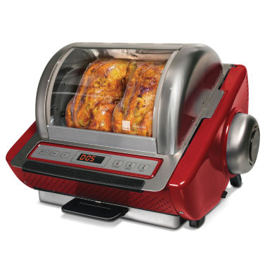 jcpenney.com | Ronco® EZ-Store 5250 Series Stainless Steel Rotisserie