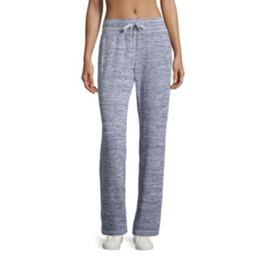 jcpenney.com | Made for Life™  Knit Workout Sweater Jersey Pants