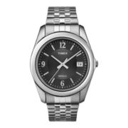 Timex® Elevated Classics Mens Stainless Steel Watch