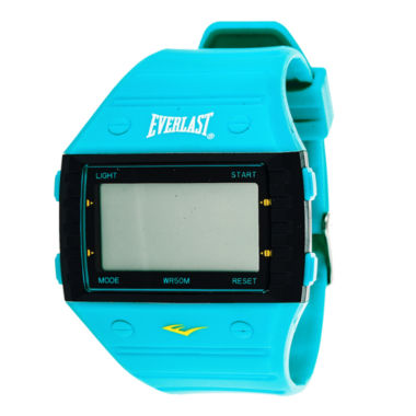 jcpenney.com | Everlast® Aqua Silicone Strap Digital Sport Watch