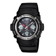 Casio® G-Shock Mens Multi-Band 6-Atomic Blue Watch