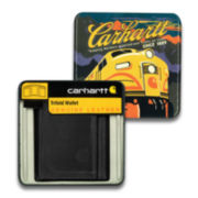 Carhartt® Milled Pebble Trifold Wallet