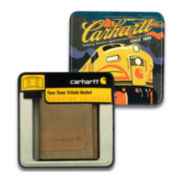Carhartt® Two-tone Trifold Wallet