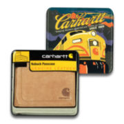 Carhartt® Nubuck Leather Passcase