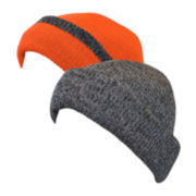 QuietWear® Reversible Knit Cuff Beanie