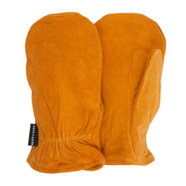 jcpenney.com | QuietWear® Insulated Split Leather Mittens