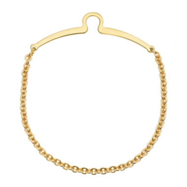 jcpenney.com | 14 Kt. Gold Electroplate Tie Chain