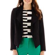 Worthington® Tuxedo-Style Flyaway Jacket