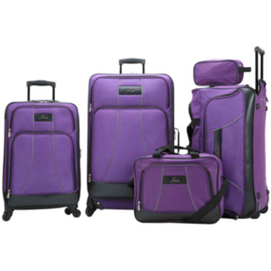 jcpenney.com | Skyway® Seville 5-pc. Luggage Set