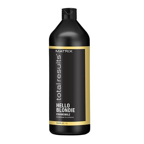 Matrix® Total Results™ Hello Blondie Conditioner - 33.8 oz.