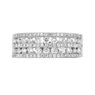 jcpenney.com | 1 CT. T.W. Diamond 14K White Gold Band