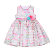 Marmellata Floral Dress - Toddler Girls 2t-4t