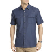 Van Heusen® Short-Sleeve Traveler Shirt
