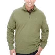 Dockers® Quarter-Zip Sweater - Big & Tall