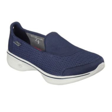 jcpenney.com | Skechers Go Walk 4 Pursuit Womens Slip-On Shoes