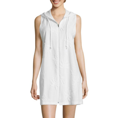 jcpenney.com | a.n.a Zip Front Cover-up