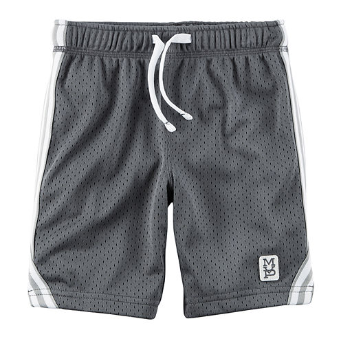Carter's Toddler Boys Grey Shorts