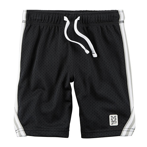 Carter's Toddler Boys Black Shorts